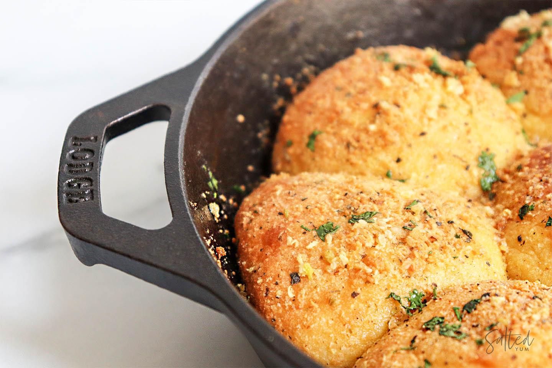 keto cheesy rolls